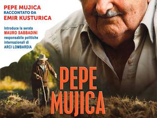 31 ottobre / Spazio Gloria/ Pepe Mujica - una vita suprema