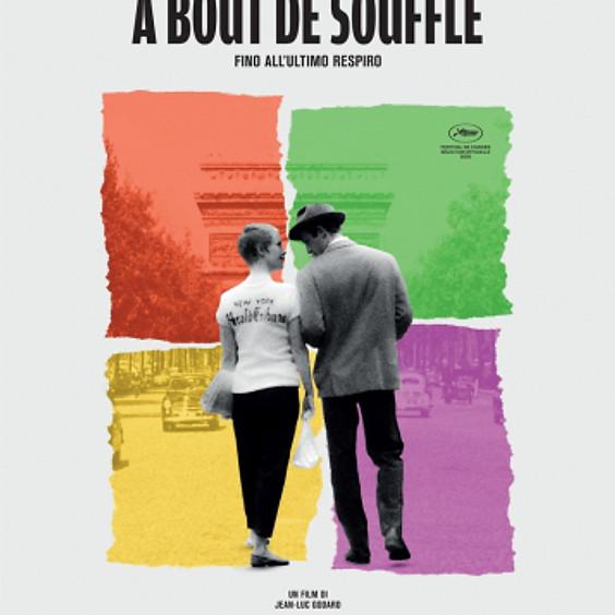 FINO ALL'ULTIMO RESPIRO di Jean-Luc Godard