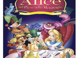 12 luglio/ Arci Guernica/ Cinema all'aperto con Alice ne paese delle meraviglie