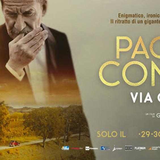 PAOLO CONTE. VIA CON ME