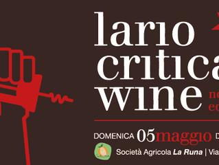 5 maggio/ Arci Terra e Libertà/ Lario Critical Wine - nona edizione!