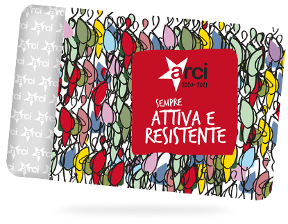 Tesseramento ARCI 2020/2021
