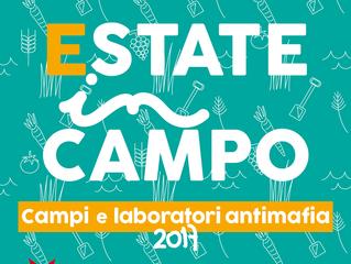 Campi e laboratori antimafia 2017