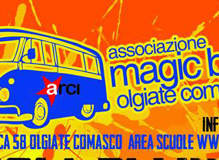 Arci Magic Bus / Corsi di musica 2017-2018