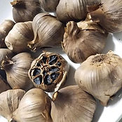 Just 12 days to create Black Garlic in m
