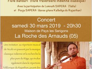 Concert de Nicolo Melocchi