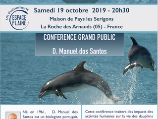 La vie marine menacée: conference grand public