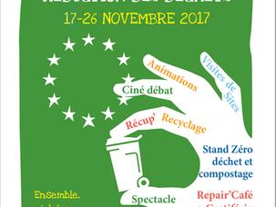 La semaine européenne de la réduction des déchets à Serres Hautes-Alpes