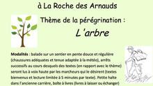 Le dimanche 26 juin à 9h00 Littera 05 à La Poltrona pour une Pérégrination Littéraire