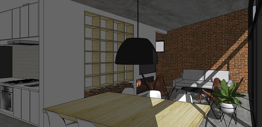 arquitetura residencial: CASA LAGOA