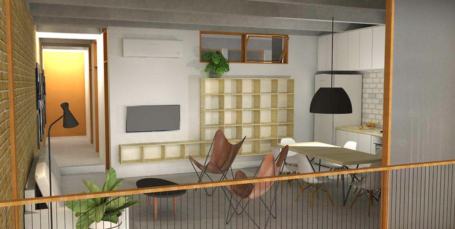 arquitetura residencial: VIVENDA ENCANTADO