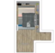 arquitetura de interiores: QUARTO CASAL