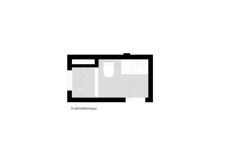 arquitetura interiores: BANHO CASAL