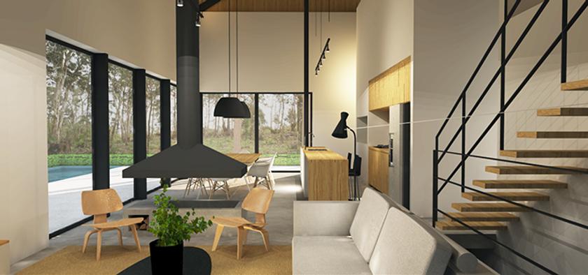 arquitetura residencial: CASA ELDORADO