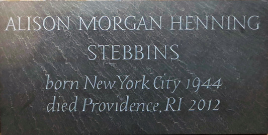 Morgan Stebbins Memorial
