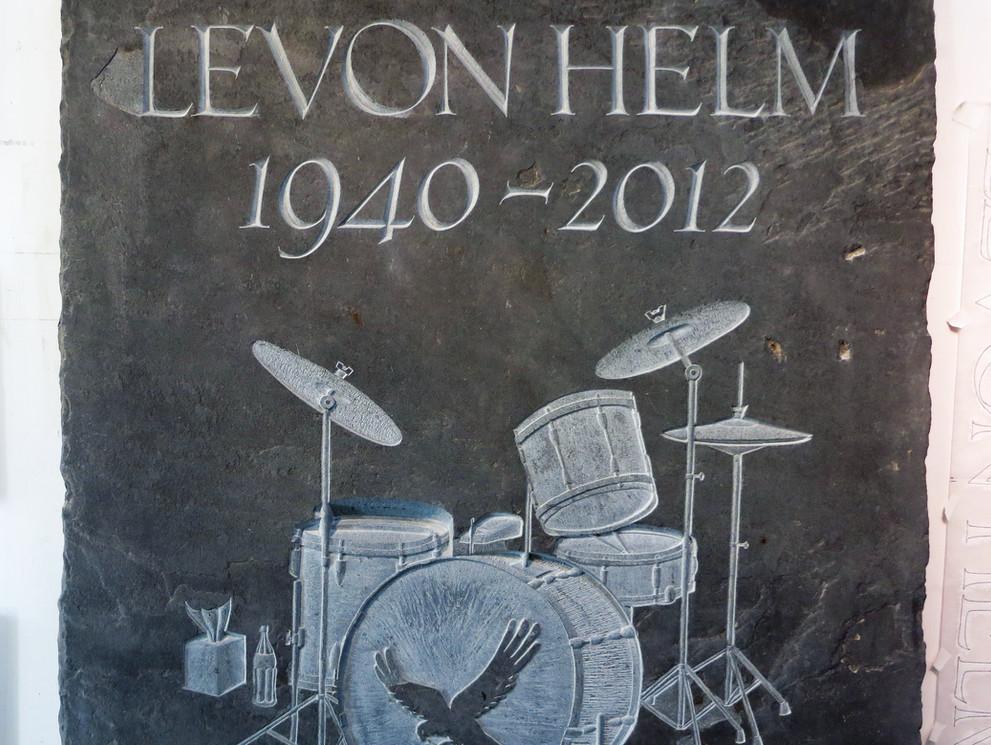 Memorial to Levon Helm