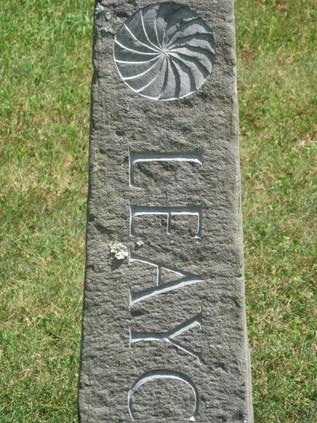 Spiral symbol and name