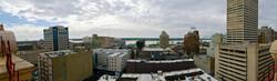 Overlooking Memphis