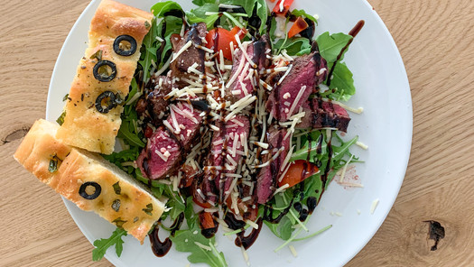 Tagliata - Italiaanse Biefstuksalade