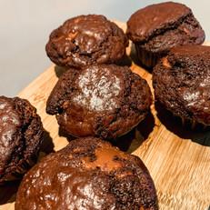 Chocolade muffins