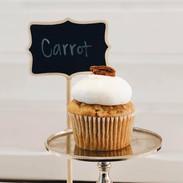 Carrot Pecan Cupcake