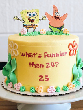 Spongebob + Patrick