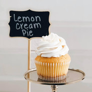 Lemon Cream Pie Cupcake