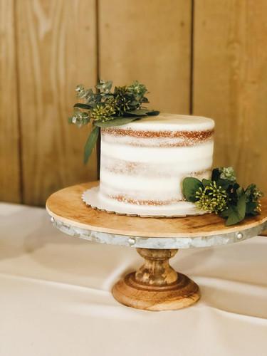 "6"" Wedding Cake"