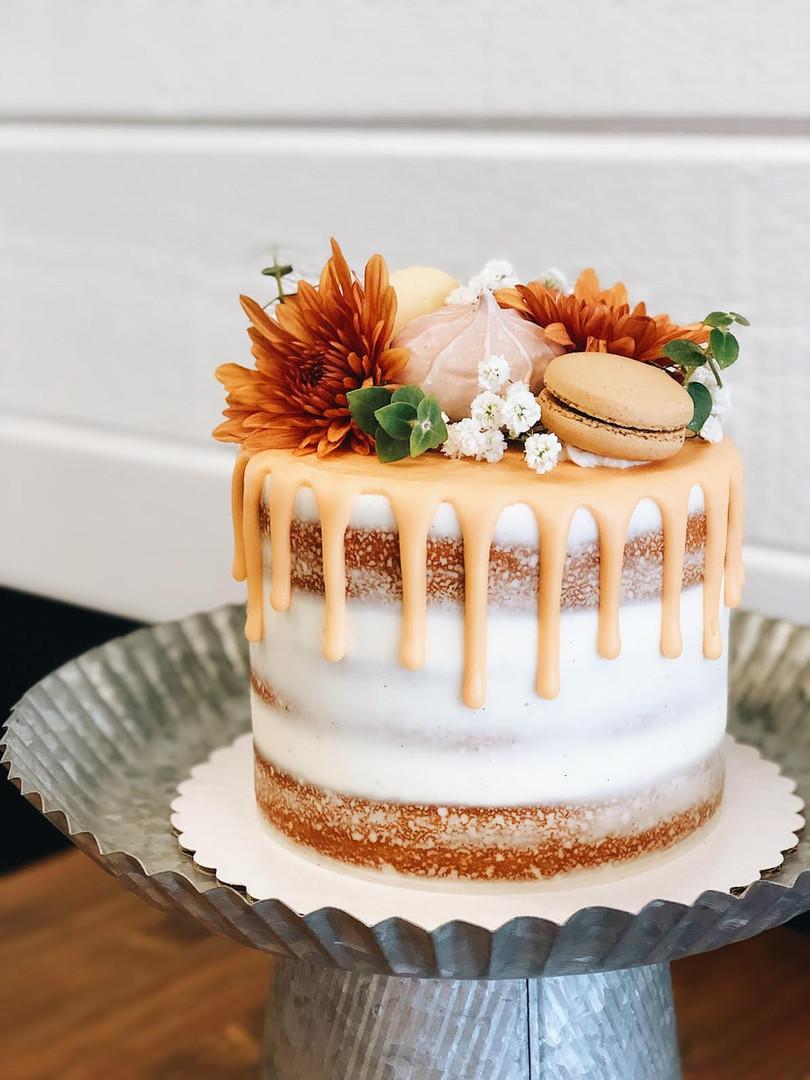 Thanksgiving/Fall Cake
