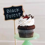 Black Forest Cupcake