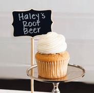 Haley's Root Beer Cupcake