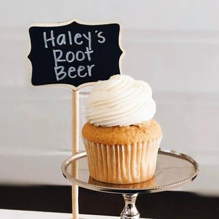 Haley's Root Beer Cupcake