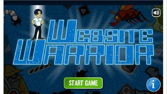 Website Warrior Game