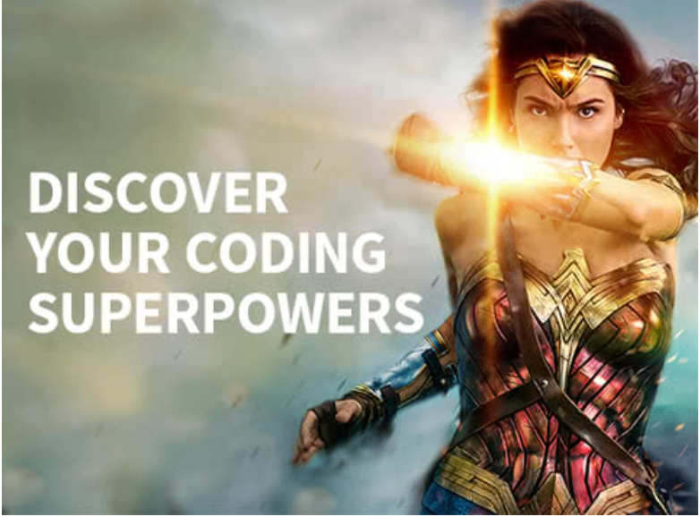 Wonder Woman by Google Game