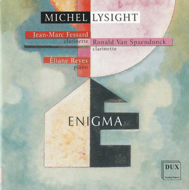 Michel Lysight | Enigma