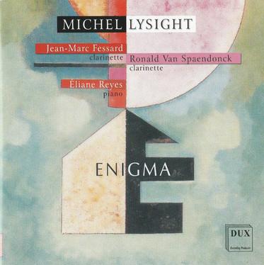 Michel Lysight | Enigma