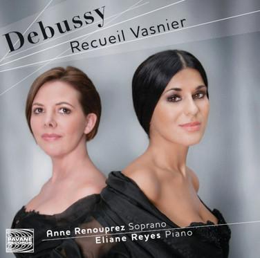 Claude Debussy | Recueil Vasnier