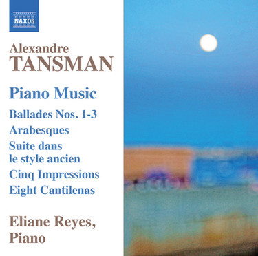 Alexandre Tansman - Piano Music