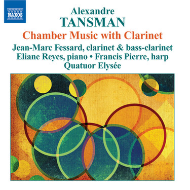 Alexandre Tansman | Chamber Music with Clarinet