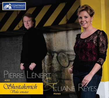 Shostakovich - Sonates pour Alto et Piano