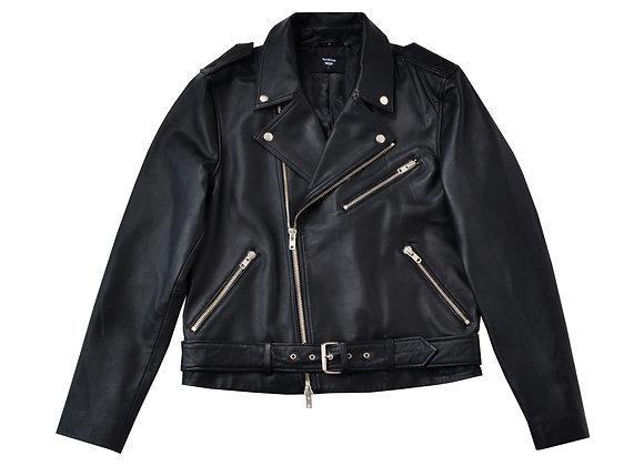 Joey Biker Leather Jacket