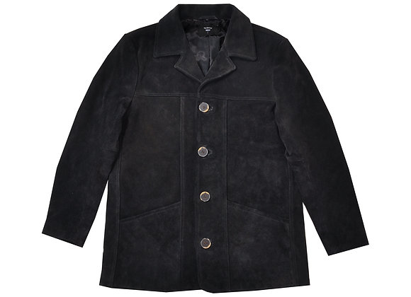 Richie Finestra Suede Coat