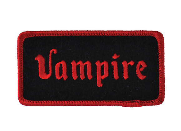 AM Vampire Patch
