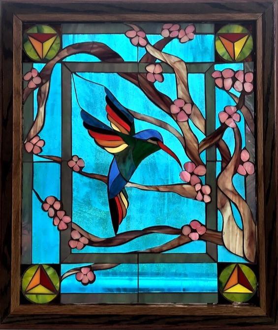 Custom Hummingbird