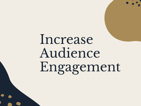 5 Easy Ways to Increase Your Social Media Engagement
