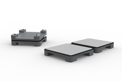 HotMat 2DISH Connect- Elegant Gray
