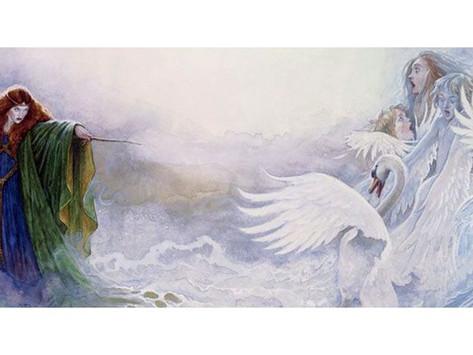 Os Filhos de Lir - Children of Lir - uma das mais famosas lendas irlandesas