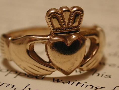 Uma prova de amor eterno – Anel de Claddagh