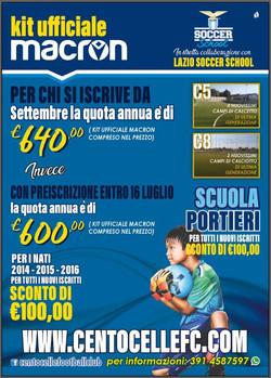 centocellefc scuola calcio 2021-2