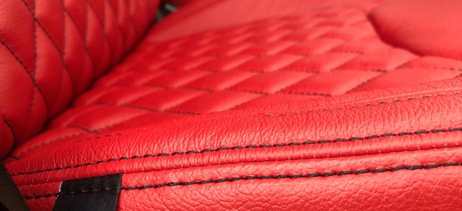 Katzkin Salsa leather
